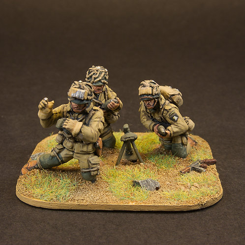 EUSP204: US Paras - Fire Support Team 2 (5 figures)
