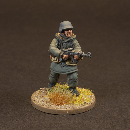 EGWI924: Germans Winter - Squad 3  with STG 44 (10 figures)