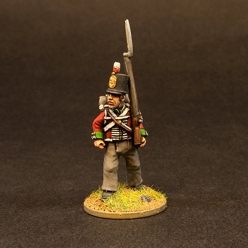FNBR103: British Peninsular Infantry - Centre Company (8 figures)
