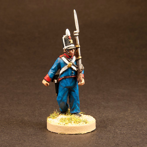 FNSP614: Spanish Infantry 1811-15 - Fusiliers (6 figures)