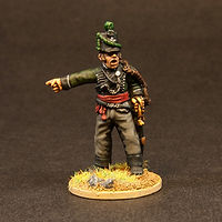 British Napoleonic 28mm Wargaming Miniature