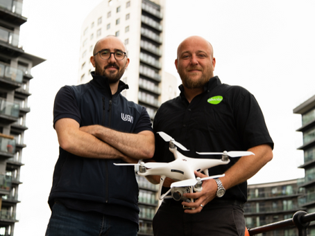 GB Solar teams up with UAV Studio in Eco Partnership