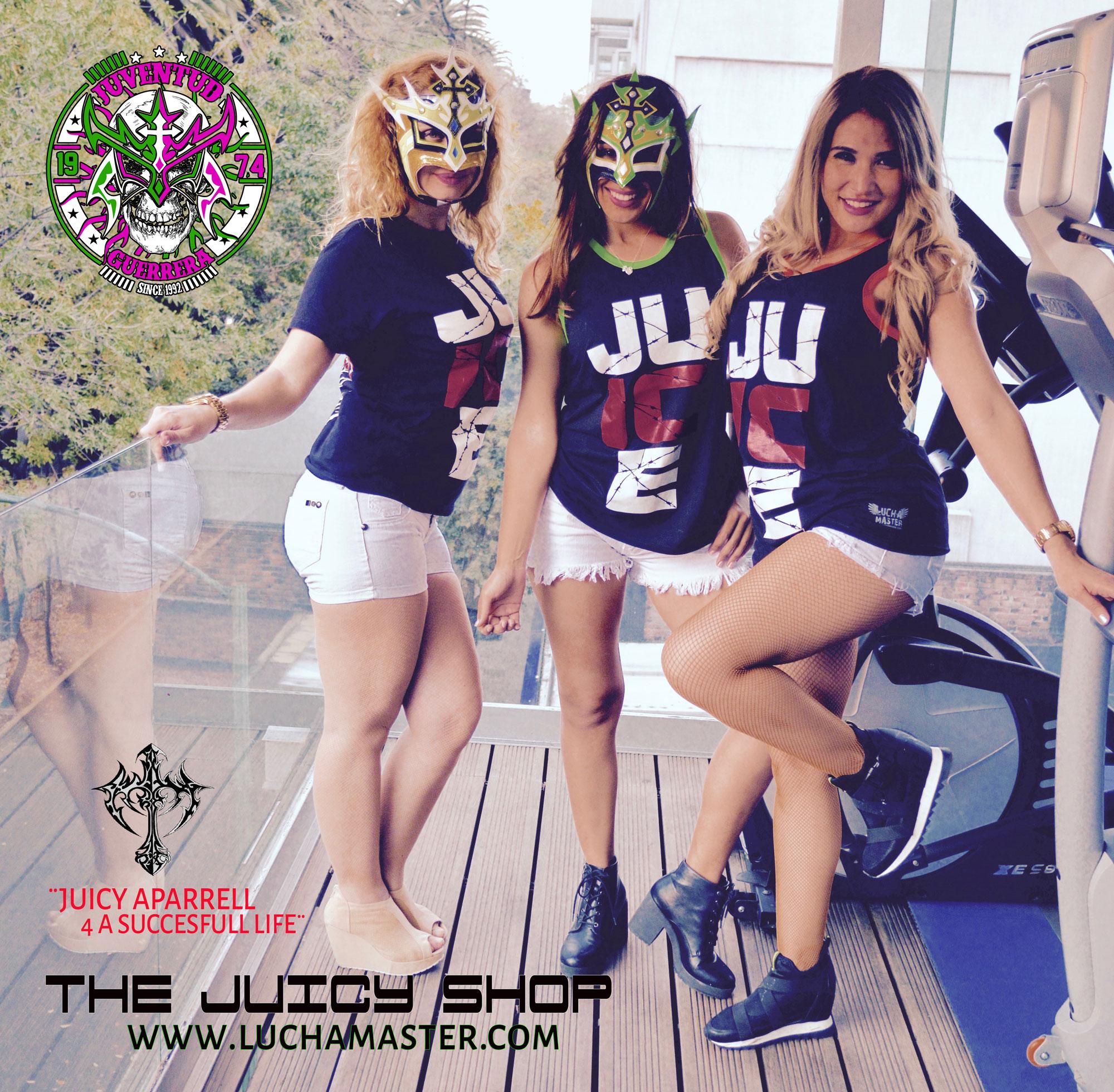 THE JUICY SHOP