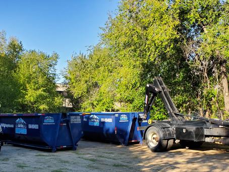 Why Choose Salt Lake County Dumpster Rental Over Junk Removal?