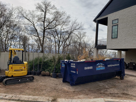 Benefits Included in Dumpster Rental