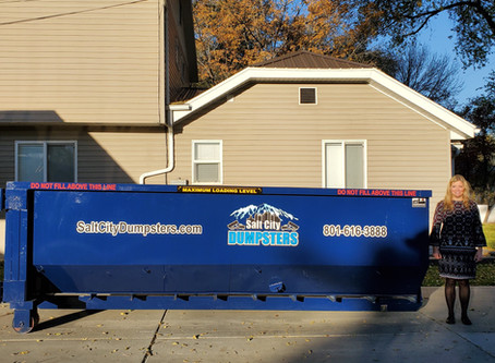 How to Choose the Right Dumpster for your Construction Work?