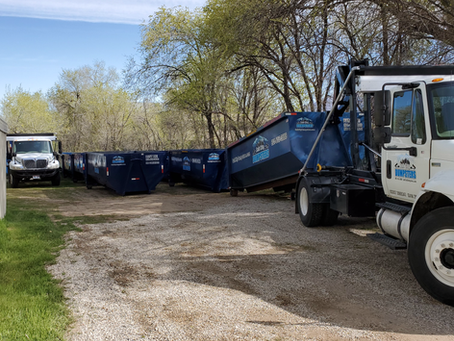 What Are The Benefits Involved In Dumpster Rental Services?