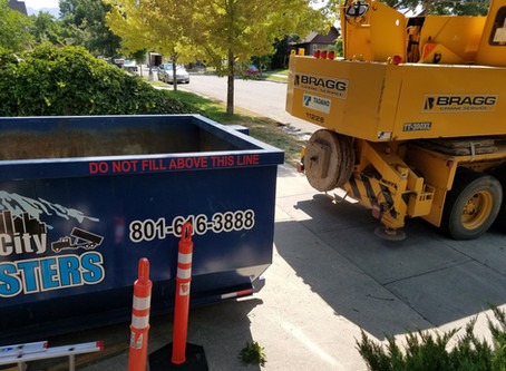 Take Down the Significant Characteristics of The Dumpster Rental Service Provider