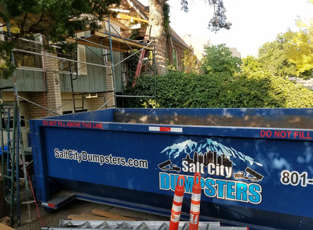 Essential Qualities Of Trustworthy Dumpster Rental Services