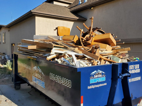 What Is The Role Of A Rental Dumpster?