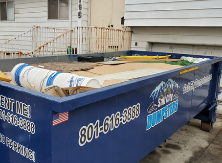 Factors to be Considered While Choosing the Size Dumpsters