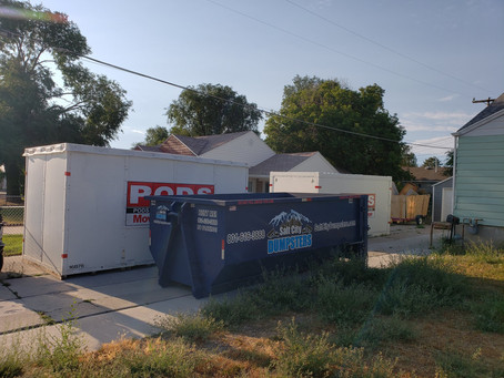 Services to Look Forward While Opting for Dumpster Rental SLC