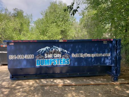 Rent Big Dumpster to Choose Responsible Waste Disposal