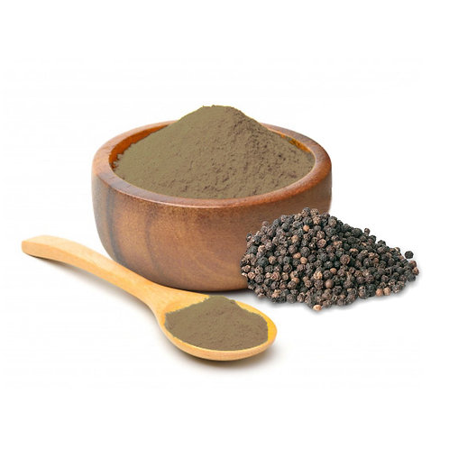 Black Pepper (Piper nigrum) Extract Piperine 95% by HPLC