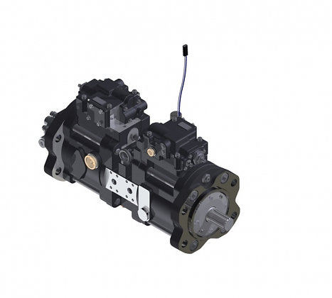 Bomba Motor de Pistão Série H-K3V