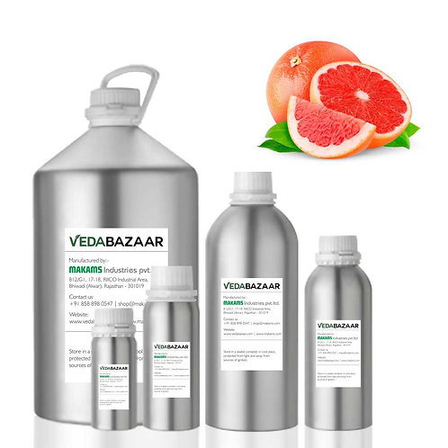 Grapefruit (American) Essential Oil