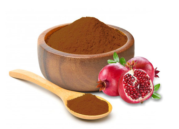 Pomegranate (Punica granatum) Extract Ellagic Acid 40% by HPLC