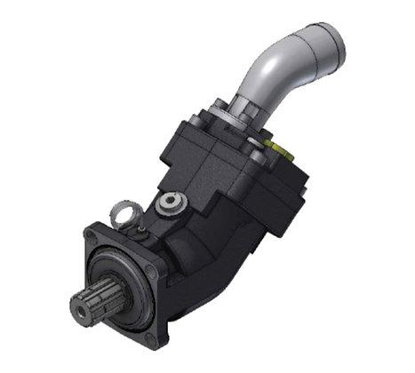 Bomba Motor de Pistão Série HPF