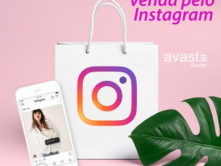 Venda pelo Instagram