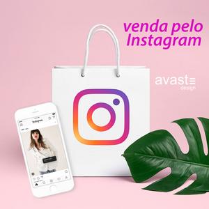 instagram shopping, vendas pelo instagram, vender, avastedesign, avaste design, loja virtual