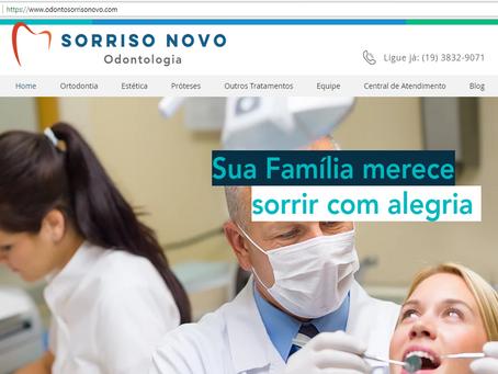 Sorriso Novo | Odontologia