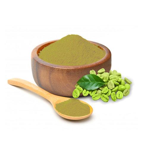 Green Coffee (Coffea robusta) Extract Chlorogenic Acid 50% by HPLC