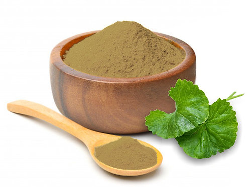 Gotu Kola (Centella asiatica) Extract Saponins 20% by Gravimetry