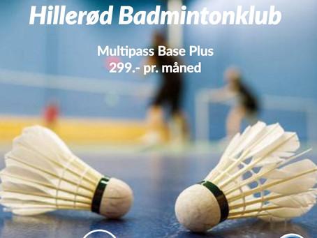 Nyhed: Gør hele byen til din sportsklub med Wannasport Mulitpass!