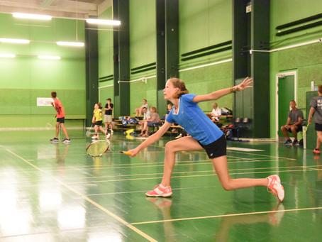 Lej en sæsonbane i Hillerød Badmintonklub
