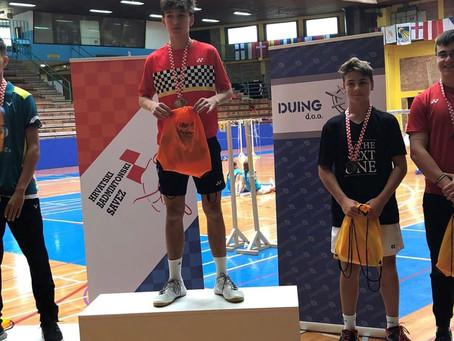 Alexander Ringbæk vinder 4th Zagreb U17 Open 2019