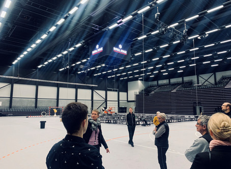 Bliv frivillig i Royal Stage og støt Hillerød Badmintonklub økonomisk