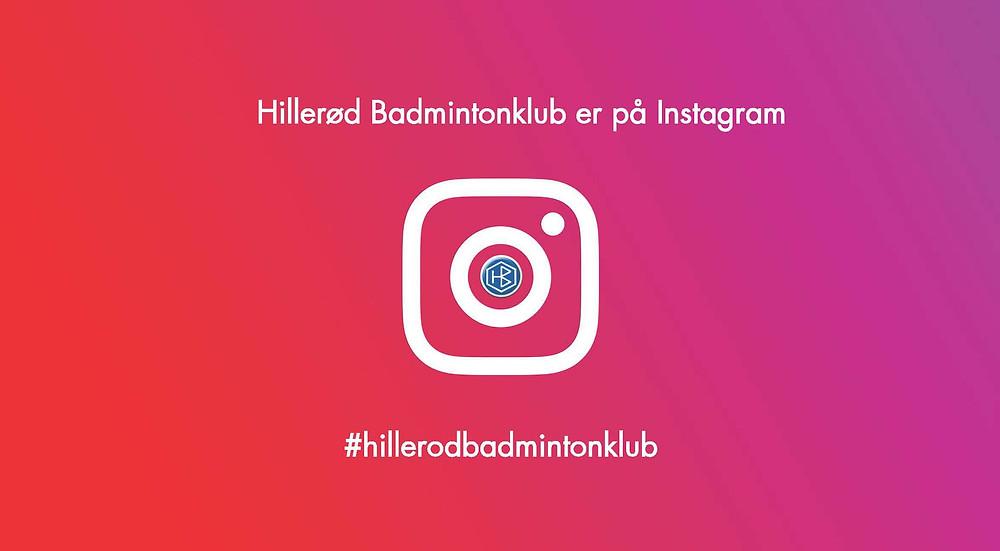 HB er på Instagram