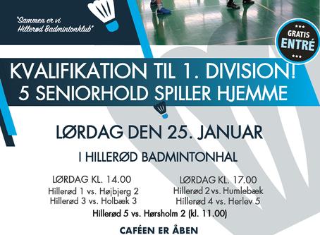 HB er i kvalifikationspil til 1. Division!