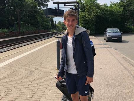 Alexander Ringbæk repræsenterer Danmark i Shonai Japan den 29-30 juni 2019