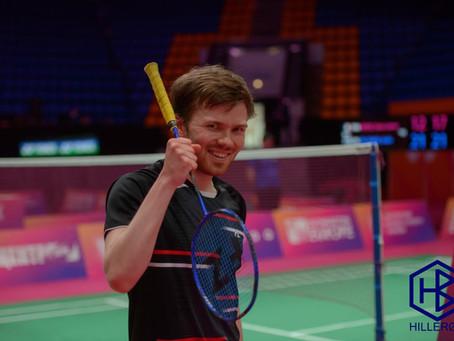 Hillerød Badmintonklub byder velkommen til Kalle Koljonen!