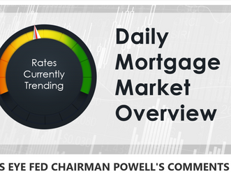 Fed Chairman Powell's Comments!