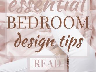 17 Essential Bedroom Design Tips (Bedroom Home Decor)