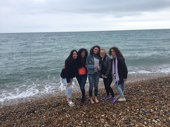 Brighton Sea Students Jun 2015.jpg