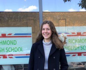 Lena - Richmond English School Student