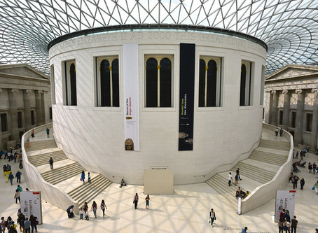JOIN US AT THE BRITISH MUSEUM – THIS SATURDAY 16 FEBRUARY 2019, 2PM