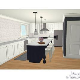 Bass Lake Kitchen