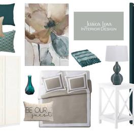 Jessica Lena Interior Design- Bedroom mo