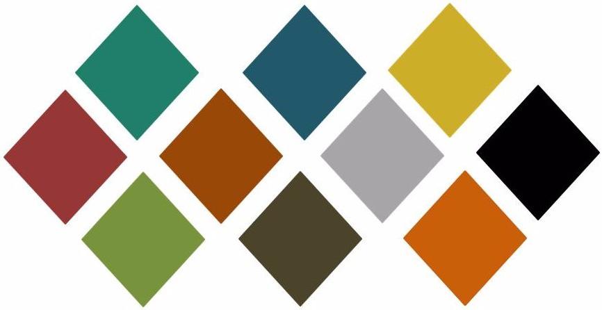 MCM Colour Pallet
