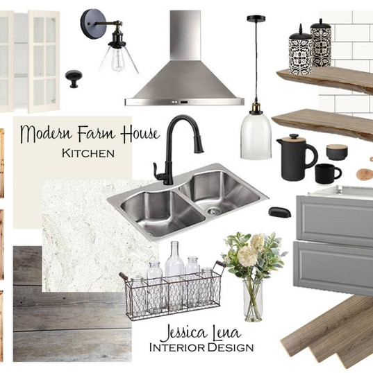 Jessica Lena Interior Design Modern Farm House Kitchen.jpg