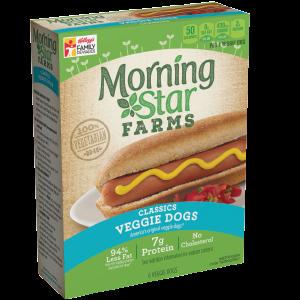 MorningStar Farms Veggie Dogs
