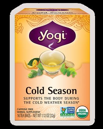 Yogi Organic Cold Season Tea
