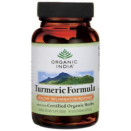 Organic India – Turmeric Formula