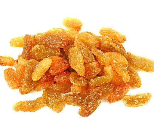 Golden Raisins (Sulphur)