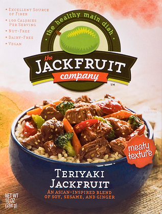 The Jackfruit Company - Teriyaki