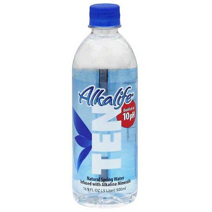Alkalife Ten Spring Water